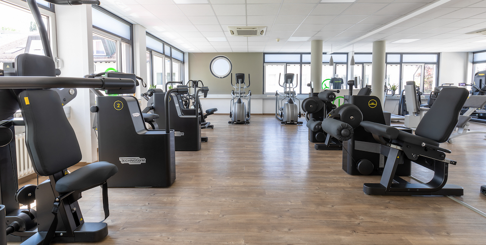 Trainingstherapie, Gesundheitstraining